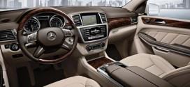 Mercedes Bens GL 2014: a SUV mais luxuosa da categoria
