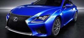 O novo Lexus RC F 2014
